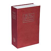 Книга-сейф тайник словарь Английского языка