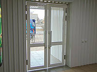 Двері маятникові (2ств)