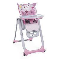 Стульчик для кормления Chicco Polly 2 Start Miss Pink (79205.81)