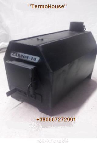 Отопительная печь Carbon - 5 (Карбон) 5 кВт, фото 2