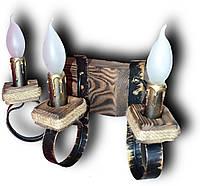 БРА  свеча на три лампы KB-C3 /Б/