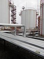 Монтаж резервуаров стальных РВС 100 - 5000 куб. м с гарантией 5 лет