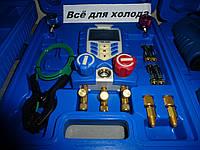 электронный коллектор двухвентельный VALUE VDG 1 (R 44 Вида)c шлангами