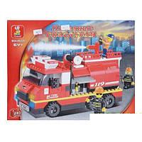 """Конструктор SLUBAN """"Пожарные спасатели""""  M38-B0220R"""