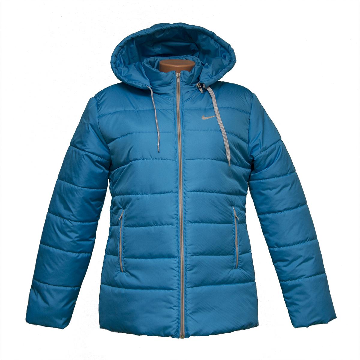 e23c1ce2b1cf Куртка женская синяя батал K227G оптом и в розницу, жилеты и ...