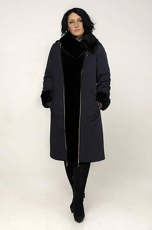 Модное женское пальто на современном утеплителе (силиконе 240)
