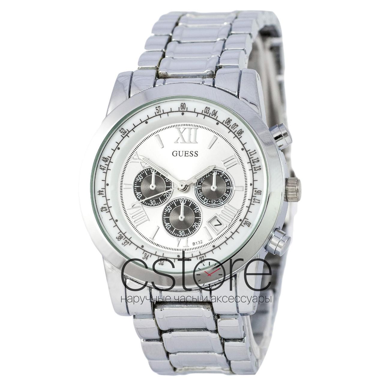 Белые наручные часы guess королев наручные часы