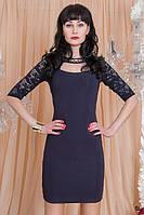 Нарядное женское платье эффектно подчеркнет фигуру, фото 1
