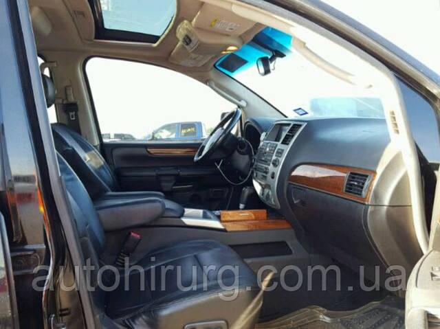 Детали и комплектующие для авто Infiniti qx56
