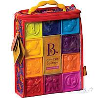 Игрушка Battat Силиконовые кубики Посчитай-ка! (BX1002Z)