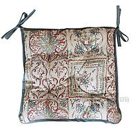 Подушка-сидушка на стул Прованс Mosaic 40х40 см