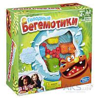 Настольная игра Hasbro Голодные бегемотики (98936)