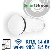 Smart Stream M 150 Wi-fi квадратный. Рекуператор для частного дома и квартиры  с управлением по Wi Fi