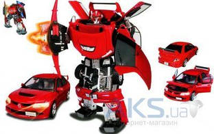 Трансформер Happy Well Roadbot Mitsubishi Lancer Evolution VIII (50100)