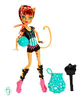 Кукла Монстер Хай Торалей Страйп Монстры спорта Monster High Ghoul Sports Toralei Doll
