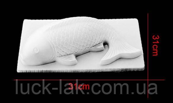 Пластиковая форма рыбка для желе, торта, салата 31 х 16 см