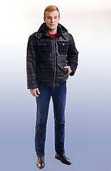 Модная демисезонная мужская куртка