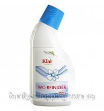 Органічний очищувач для туалету Klar, 0,5 л