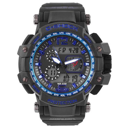 Часы наручные C-SHOCK GW-4000B Black-Blue