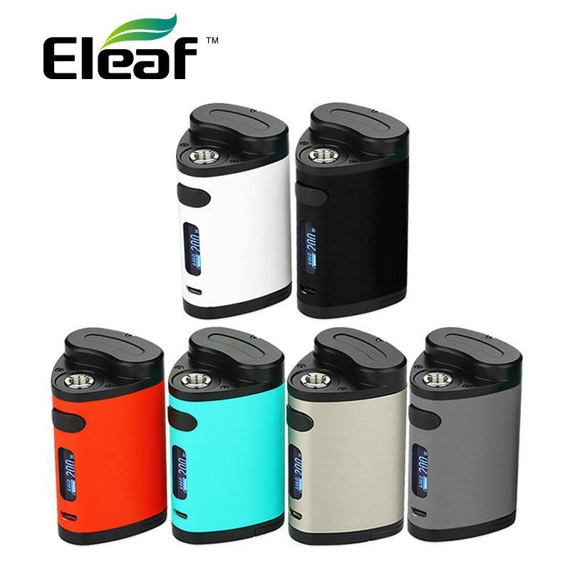 Eleaf Pico Dual TC 200W - Батарейный блок для электронной сигареты. Оригинал
