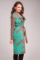 Женский элегантный кардиган-пальто