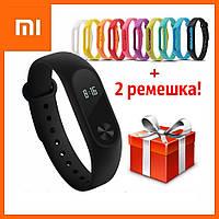 Фитнес браслет mi band 2- M2 умный браслет. 100% качество + подарок! браслет спортивный, спорт трекер