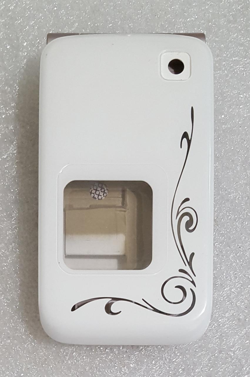 Корпус для Samsung E420 білий