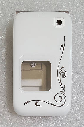 Корпус для Samsung E420 білий, фото 2
