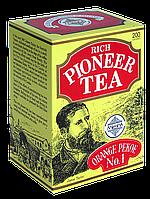 Чорний чай Річ Піонер, RICH PIONEER, Млесна (Mlesna) 200г.