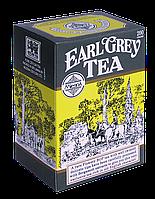 Черный чай Эрл Грей с ароматом бергамота, EARL GREY BLACK TEA, Млесна (Mlesna) 200г.