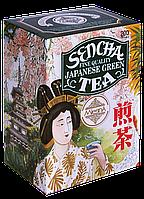 Зеленый чай Сенча, SENCHA GREEN TEA, Млесна (Mlesna) 100г.