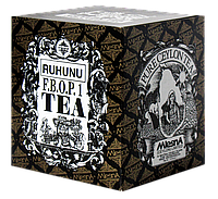 Черный чай Рухуну, RUHUNU, Млесна (Mlesna) 200г.