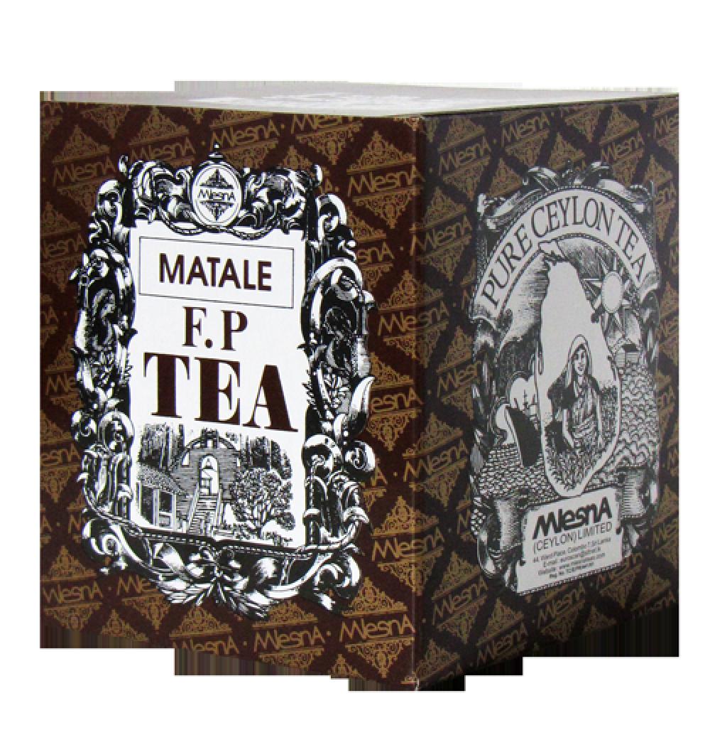 Черный Чай Матале, MATALE, Млесна (Mlesna) 200г.