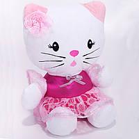 Детская мягкая игрушка,котик Китти,розовая