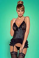 Женское эротическое белье корсет Blackbella corset