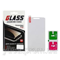 Защитное стекло для MOTOROLA Moto C (XT1750)/ C Plus (XT1723)  (0.3 мм, 2.5D)