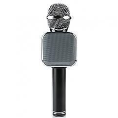 Беспроводной микрофон караоке bluetooth в чехле WS1818