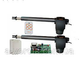 Комплект для распашных ворот Faac G-bat 300 (створка до 3 м)