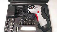 Электроотвертка шуруповерт 45в1 JOUSTMAX JL24801 4.8V
