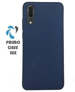 Чохол накладка Primo Case Lux для Huawei P20 - Dark Blue