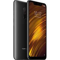 Xiaomi Pocophone F1 6/128GB Black Global (3 мес.)