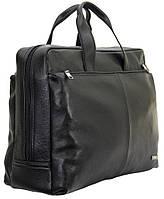 Кожаная деловая сумка  МIС 4237