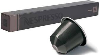 Кофе в капсулах Nespresso Roma 8 (тубус 10 шт.), Швейцария (Неспрессо оригинал)