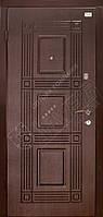 Дверь  Ameli АМ-9 086Л (В) Д - Нова. Входная. МДФ панель/ПВХ пленка. Бронированная.
