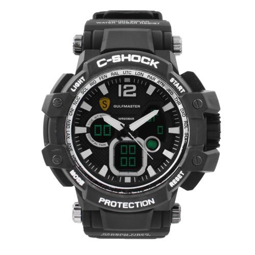 Годинники наручні C-SHOCK GW-4500 Black-Silver, BOX