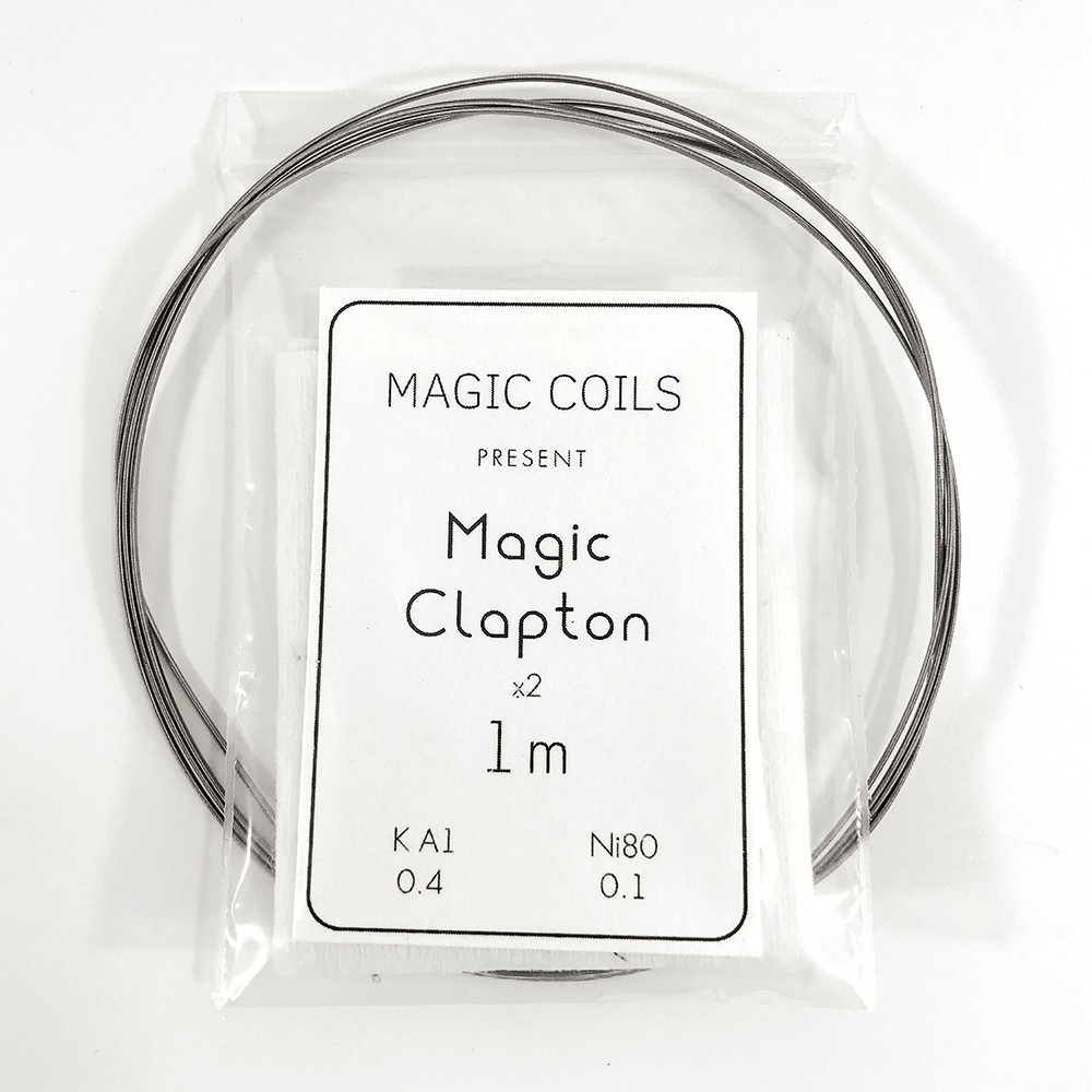 """Magic Clapton"" Fused Clapton - 1 метр"