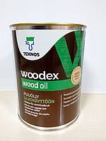 Вудекс Вуд Оіл,  масло для дерева  0,9л