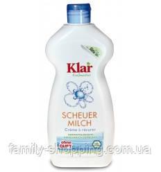 Органическое чистящее молочко Klar, 500 мл