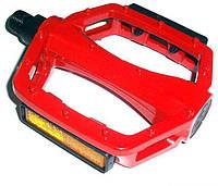 Педаль  VP VP-565 BMX 520гр красный