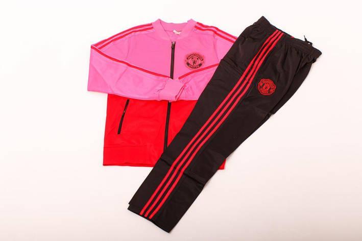 """Спортивний (тренувальний) костюм """"Манчестер Юнайтед"""" (1079), фото 2"""